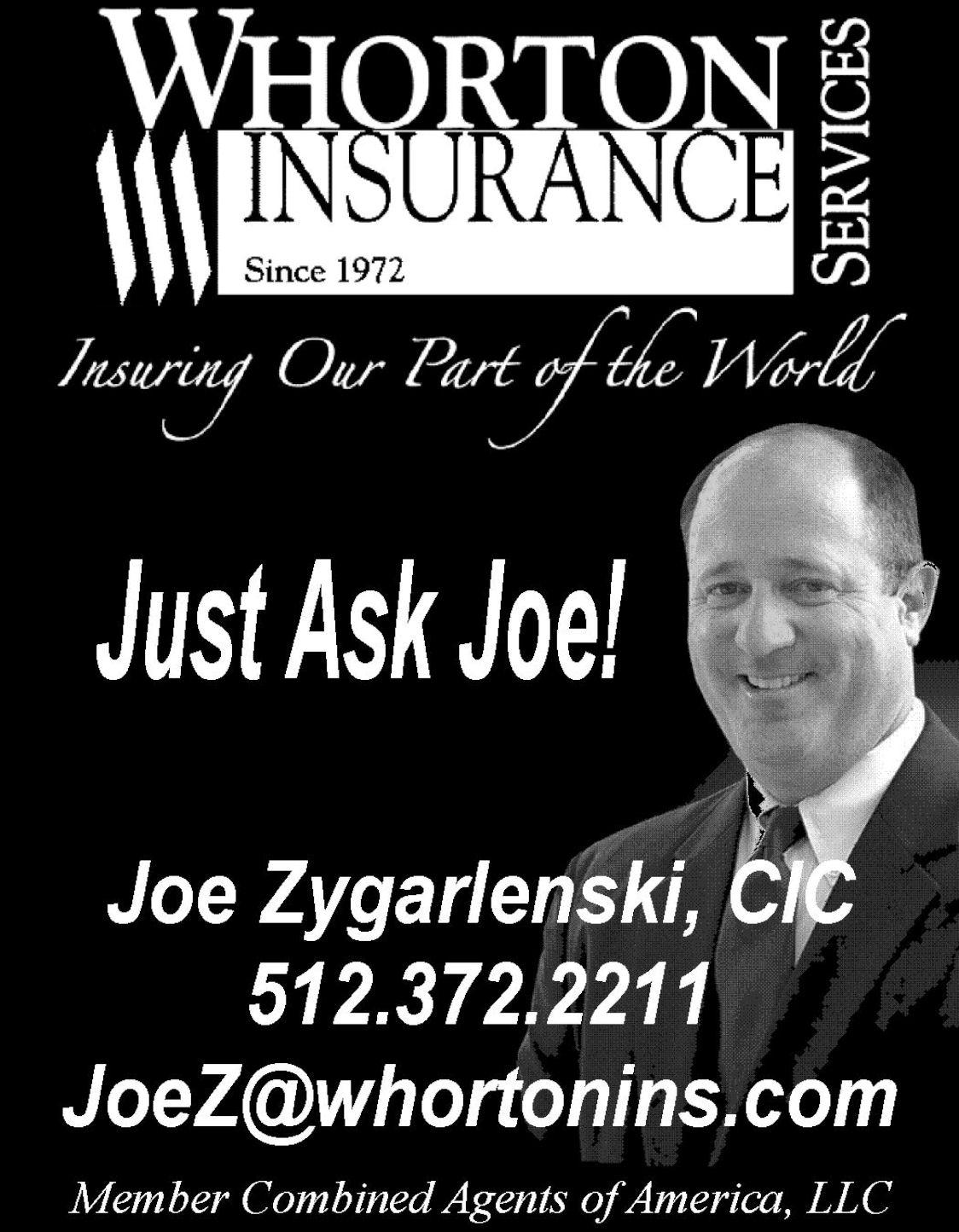 Just Ask Joe